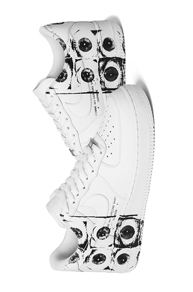 Supreme × Comme Des Garcons Nike Air Force 1 定価以上で買い取ります!
