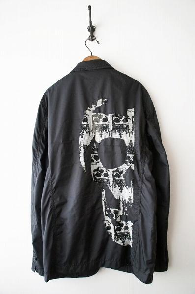 スカルメッシュジャケット