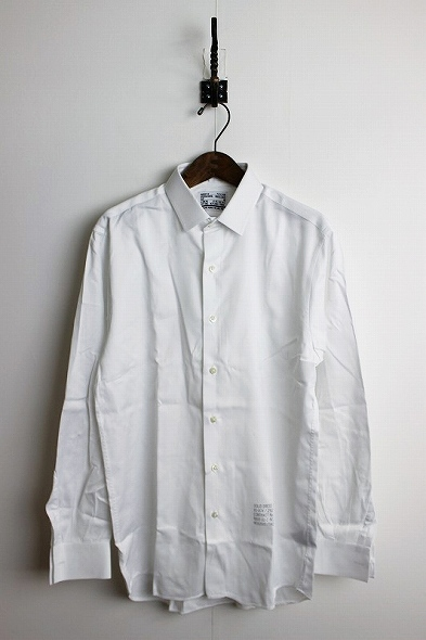 SOLID DRESS SHIRTS-OX