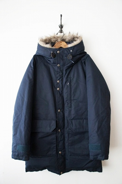 The North Face BRUSHED 65/35 LONG SEROW ダウンコート