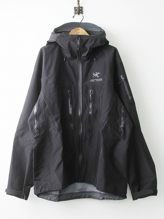 ARC'TERYX GORE-TEX ALPHA SV JACKET 18082