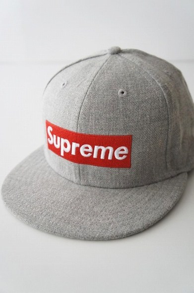 newera box logo cap