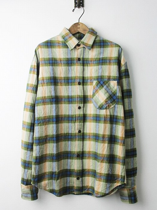 RH DEADSTOCK FLANNEL SHIRT