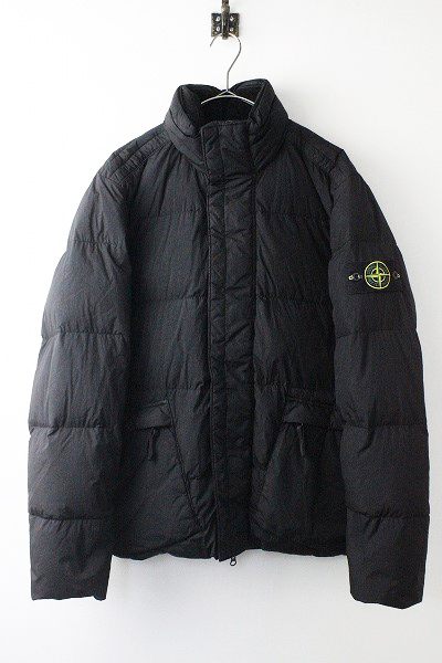 STONE ISLAND 40123 GARMENT DYED CRINKLE REPS NY DOWN