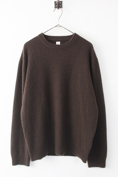 KAPTAIN SUNSHINE12G Garment Dye Crewneck Sweater