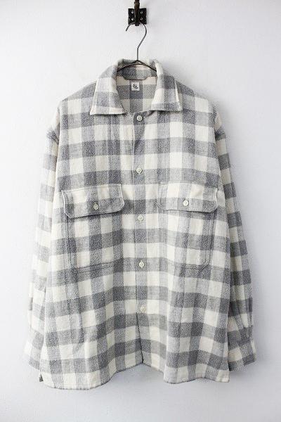 KAPTAIN SUNSHINEOpen Collar Shirt オープンカラーシャツ