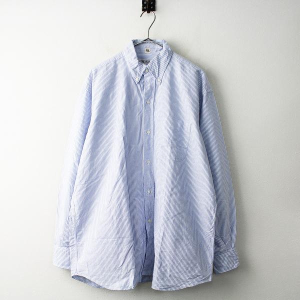 KAPTAIN SUNSHINEクラシックフィット 6ボタンBDシャツ