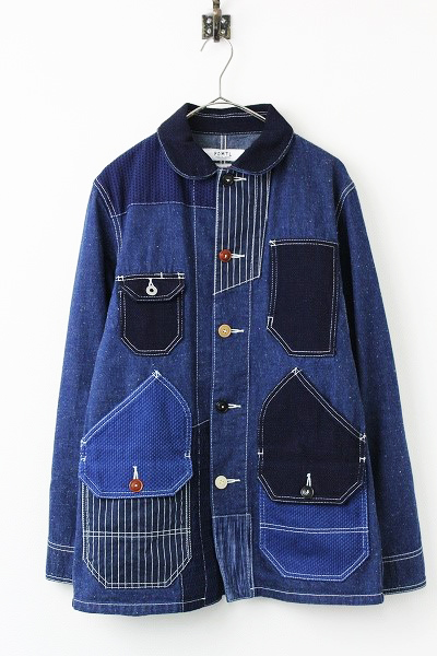 FDMTLPATCHWORK COVERALL RINSE