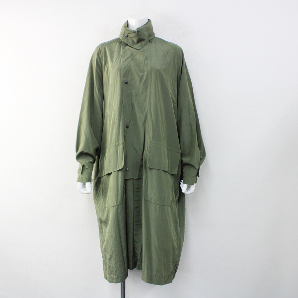 2019SS KAPTAIN SUNSHINE キャプテンサンシャイン Bushman Coat ブッシュマンコート